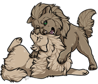 .: Tokota Pups Color-ins by SoluxeVitaeli