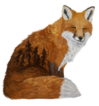 .: Fox + SPEEDPAINT