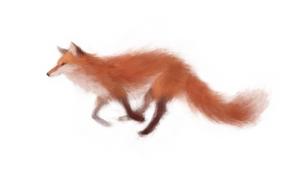 .: The Running Fox