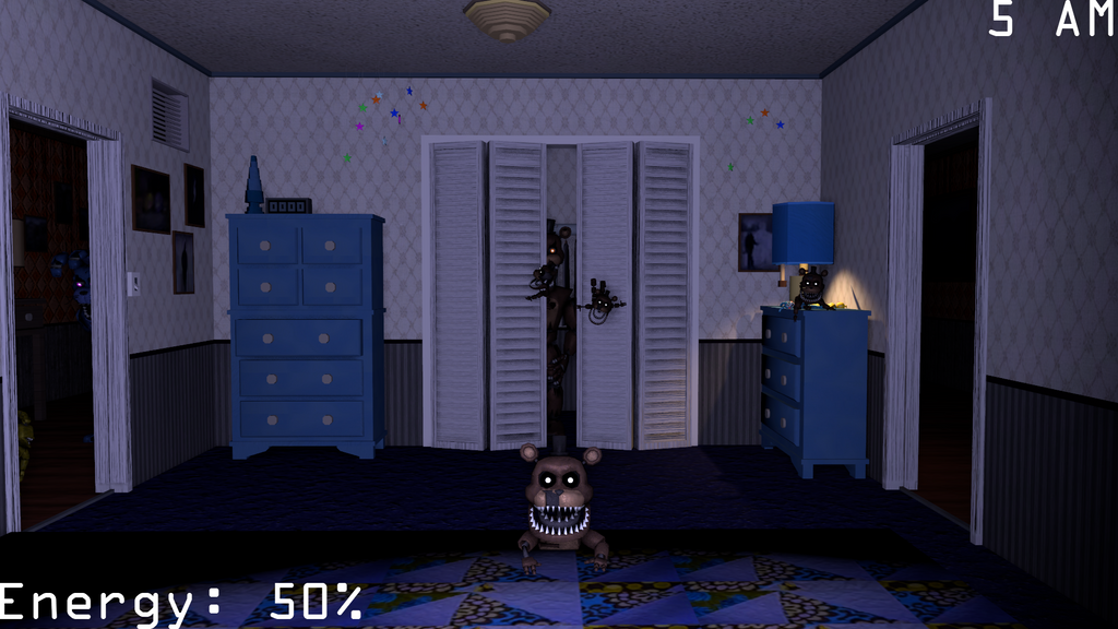 how i thought fnaf4 was going to workbumpercarswoo on