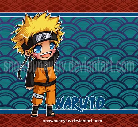 Naruto by snowbunnyluv