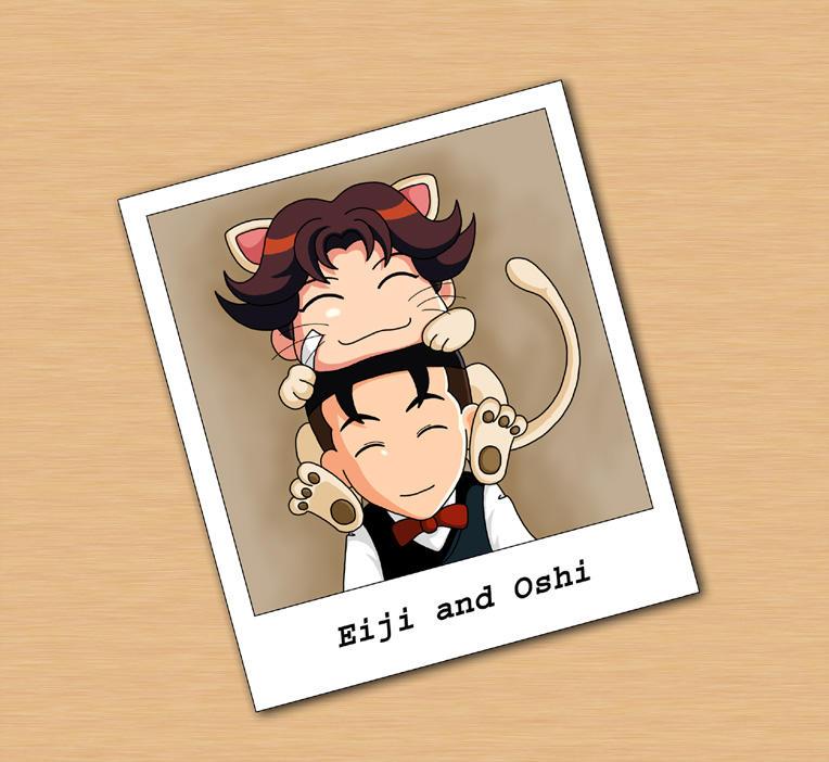 [تصویر:  oshi_and_eiji_by_snowbunnyluv.jpg]