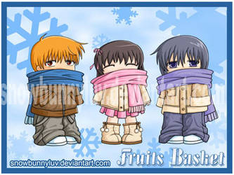 Fruits Basket Card- Group 1 by snowbunnyluv
