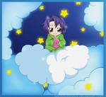 Cloud - Gundam Seed - Arthrun