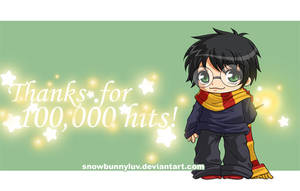 Thanks for 100k hits by snowbunnyluv