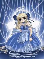 Original 05- Blue Angel by snowbunnyluv