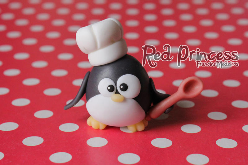 Pinguin Chefe by theredprincess