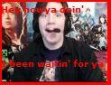 Hey Howya Doin I Been Waiting For Ya by immortalstarz4