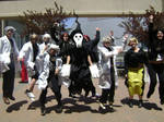 Soul Eater group JUMP by Zeke-Fate