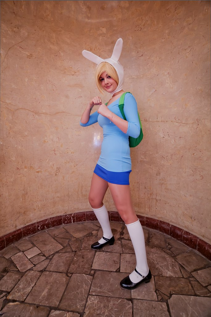 Fionna the Adventuress by YokoOmi
