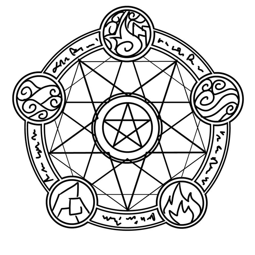 pentagram 1 by whitepaper on deviantart