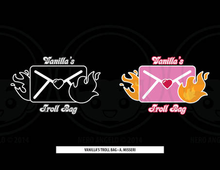 Logo - Vanilla's Troll Bag