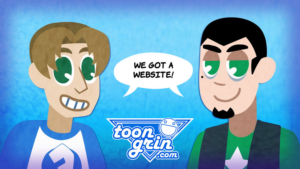 ToonGrin.com is LIVE
