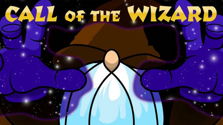 CALL OF THE WIZARD | A ToonGrin Short Film by NeroAngelus