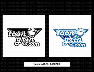 Logo - ToonGrin 1.0 by NeroAngelus
