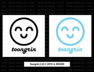 Logo - ToonGrin 3.0 by NeroAngelus