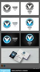 Logo - The V