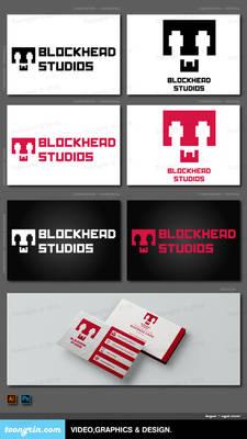 Logo - Blockhead Studios
