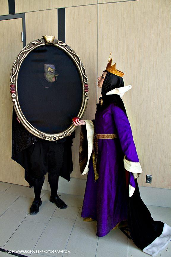 Костюм зеркала как сделать