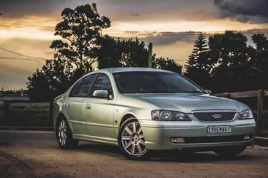 2005 BA MkII Ford Fairmont Ghia by tremainc