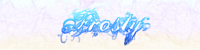 Frosty Banner by arcane-depiction