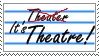 Theatre Stamp by arcane-depiction
