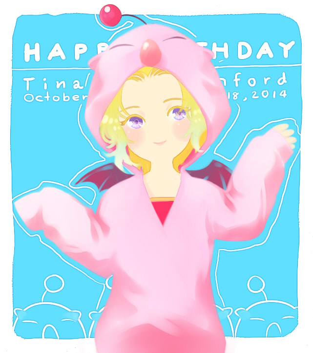 HBD Tina 2014 by Inachime