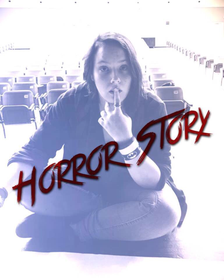 Horror story by TheV0idM0nster