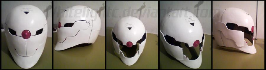 Fox Helmet Finished by WhiteLightC