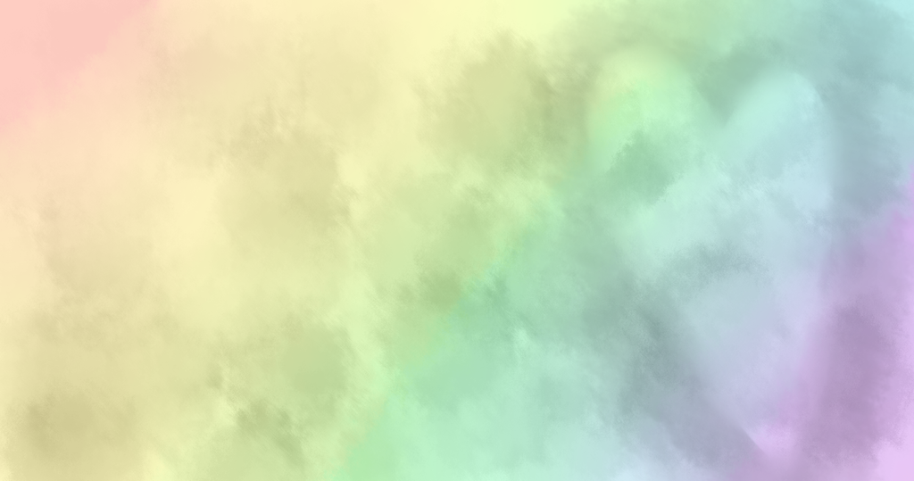 Pastel Rainbow Wallpaper By CandiedKittens