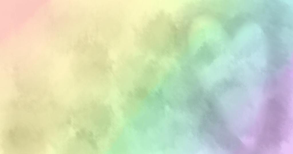 pastel rainbow wallpaper by candiedkittens on deviantart