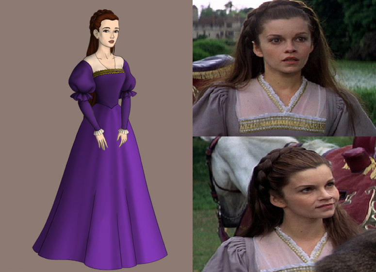 Annes Lavender Riding Gown: Anne of a Thousand day by ...