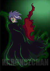 Champion of Darkness by KaronoZchan