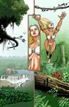Jungle Queen Sheva - 1