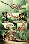 Jungle Queen Sheva - 2