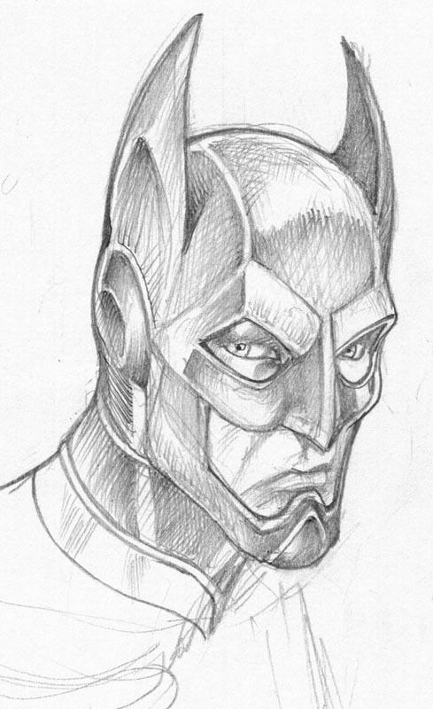 Batman 01 by EliseuGouveia
