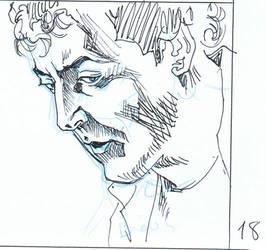 Stargate Universe #2 Page 11 (detail) by EliseuGouveia