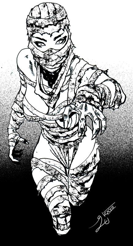 Who likes Mummies? by EliseuGouveia