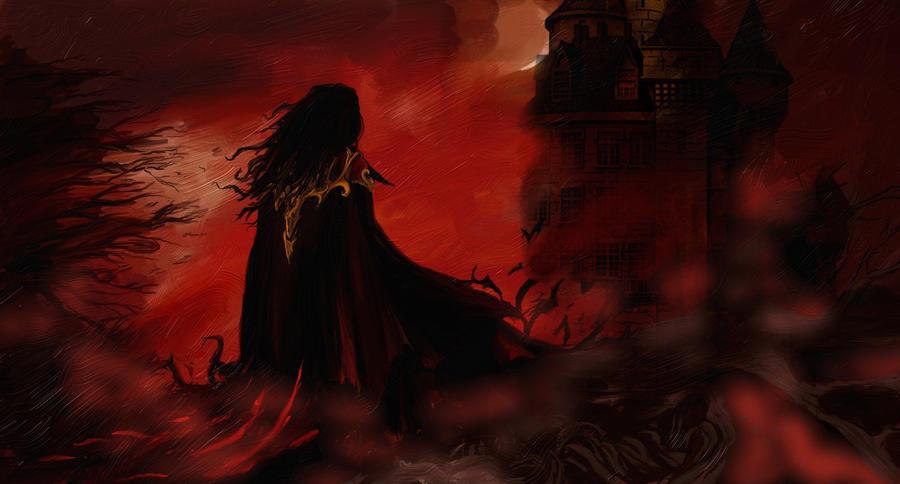 Dracula Belmont by sylvian22