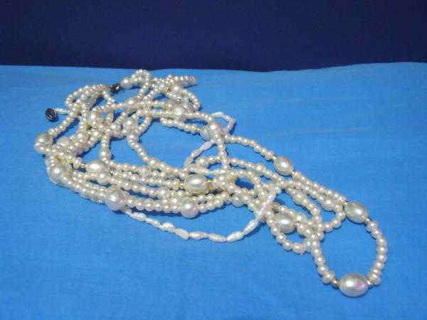Pearl Necklace 8