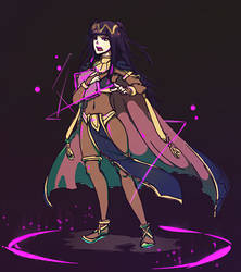 Tharja by tea-and-dreams