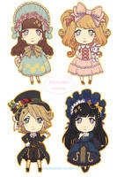Lolita Charms by tea-and-dreams