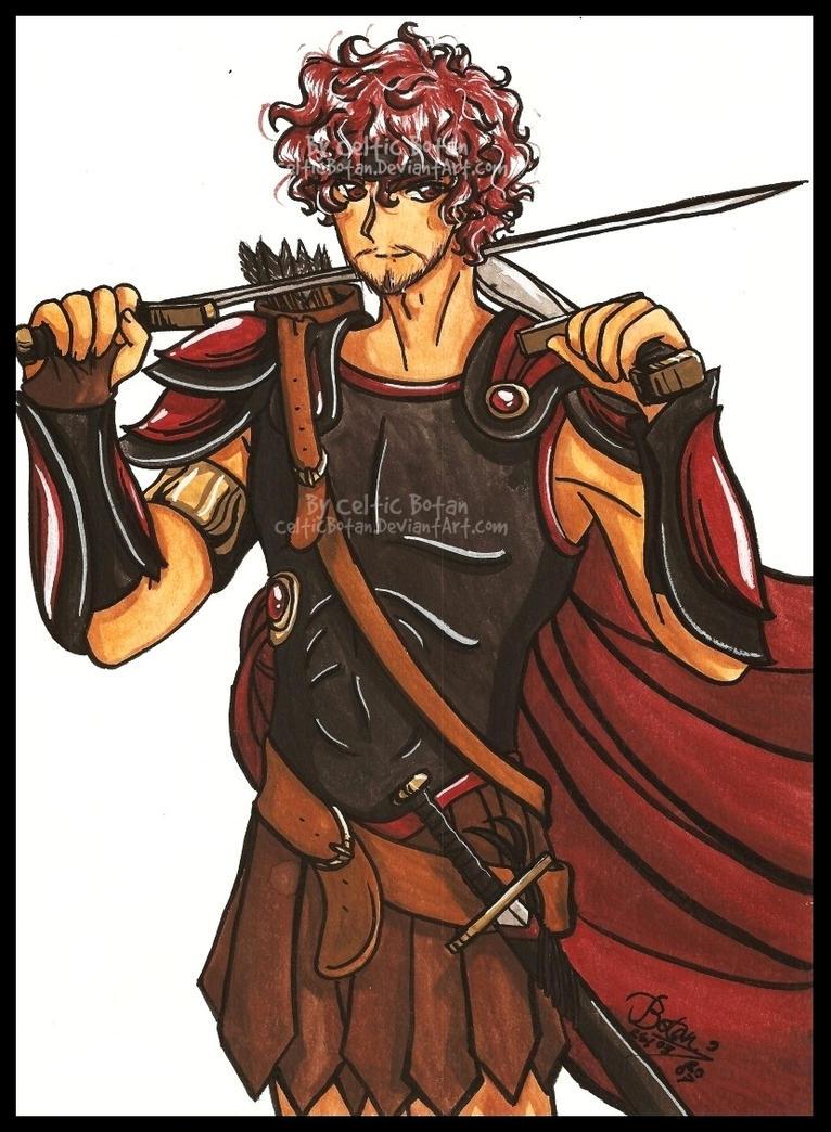 Ares Mars By Celticbotan On Deviantart