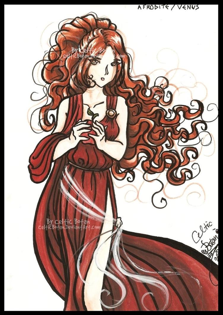 Aphodite - Venus by CelticBotan