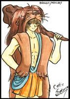 Hercules - Heracles by CelticBotan