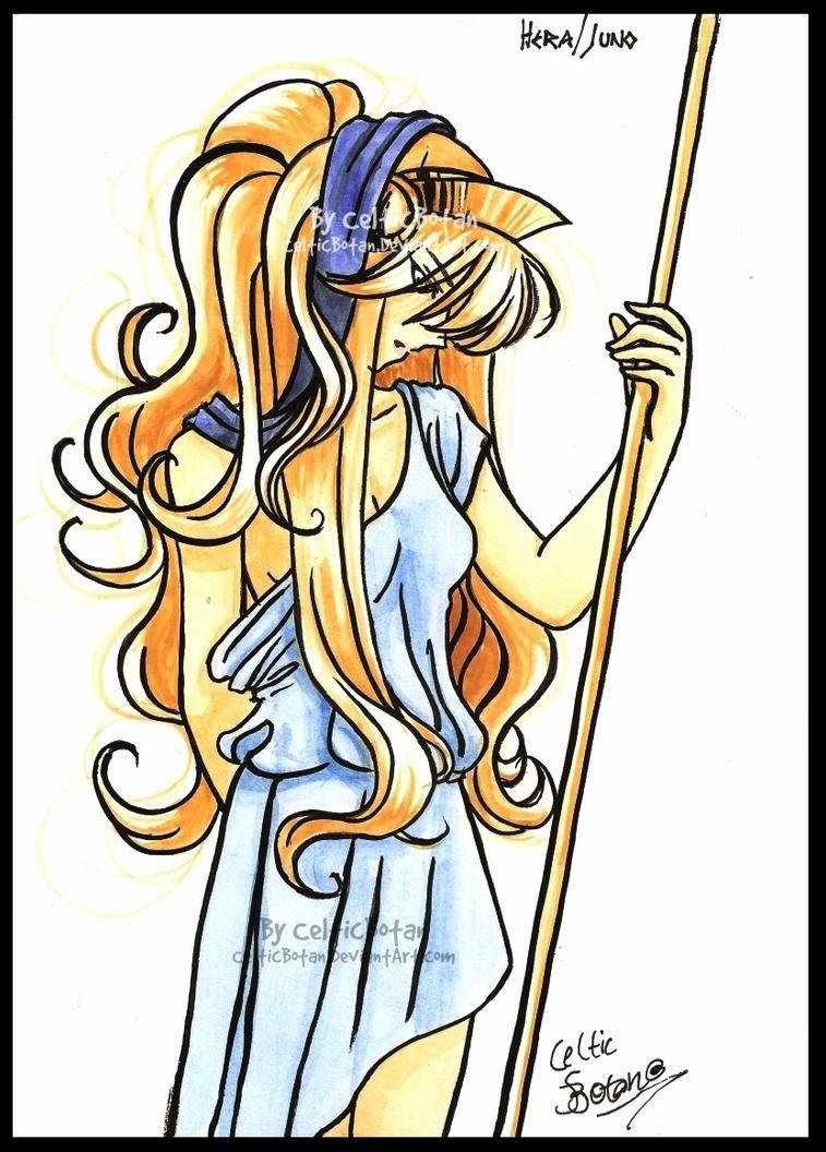 Hera - Juno by CelticBotan