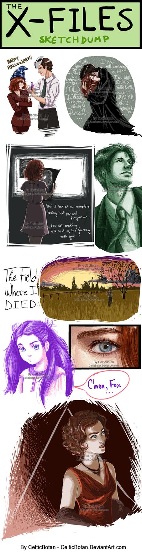 X-Files Dump by CelticBotan