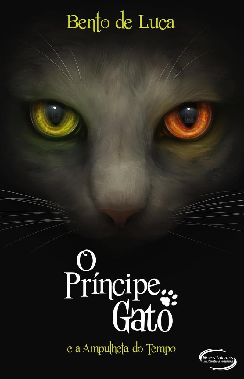 O PRINCIPE GATO e a Ampulheta do Tempo by CelticBotan