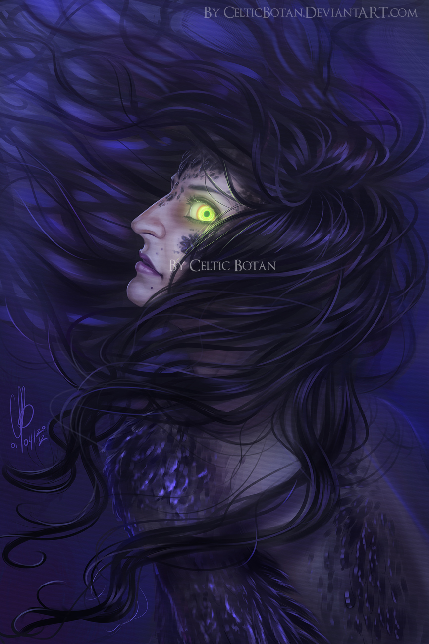 QUOTH THE RAVEN by CelticBotan