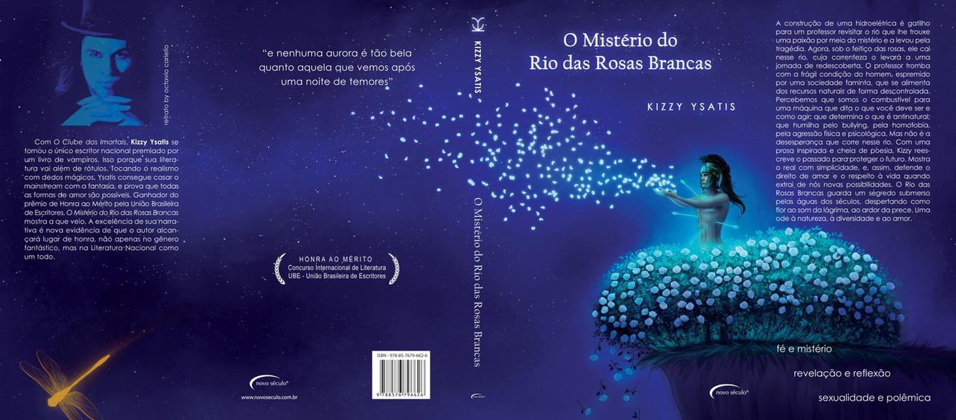 O MISTERIO DO RIO DAS ROSAS BRANCAS by CelticBotan